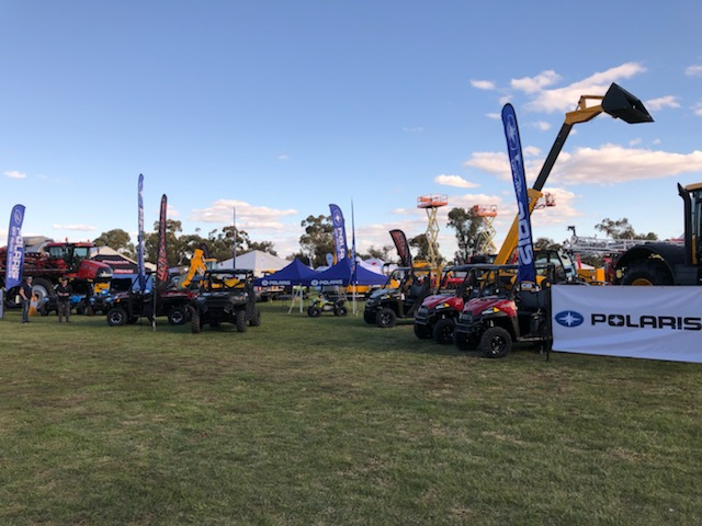 Intersales Leeton Launch Our Newest Franchise - Polaris Off-Road Vehicles