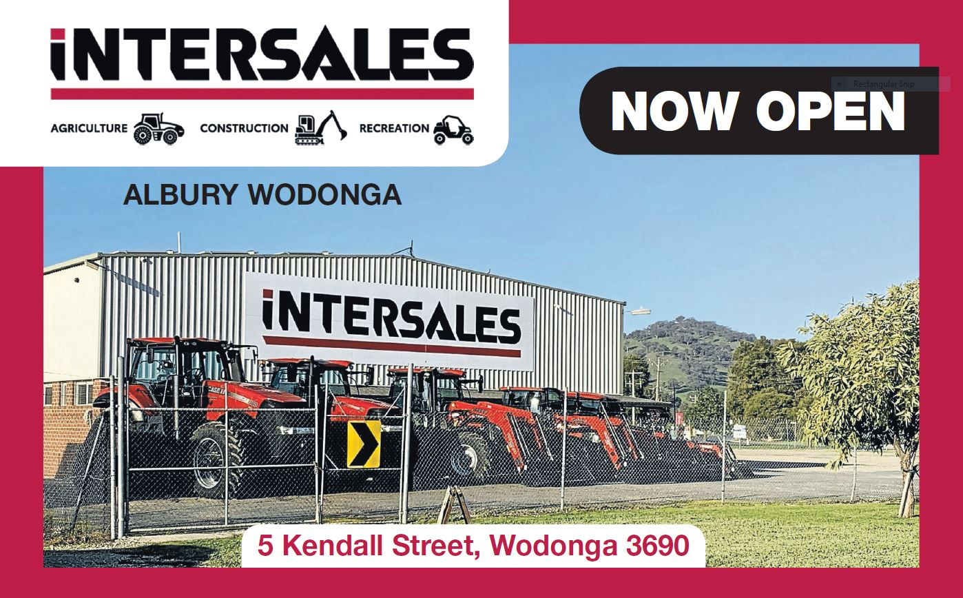 Covid-19 Update on the Border:   Intersales Albury Wodonga Still Open For Business