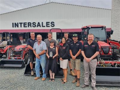 Dealer of the Year Winner - Intersales
