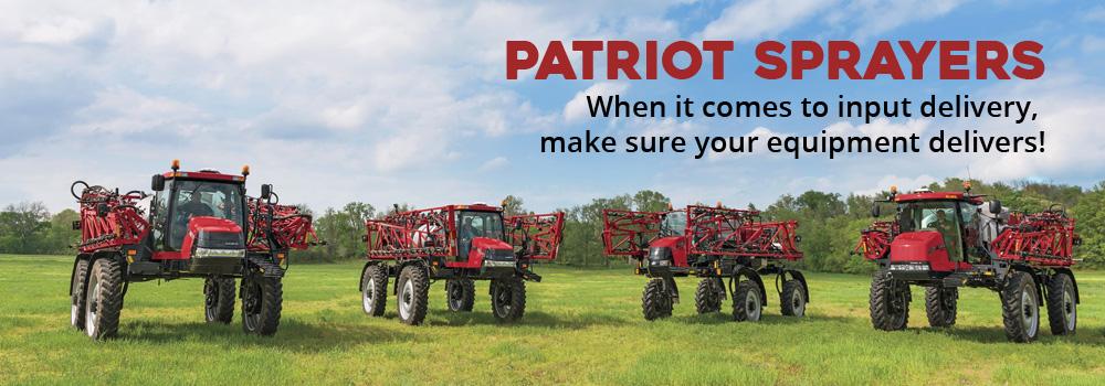 Patriot Sprayers
